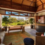 Lobby area at Ko Olina Beach Villas