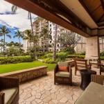 Owners lounge at Ko Olina Beach Villas