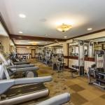 Fitness center at Ko Olina Beach Villas