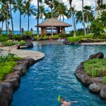 Lagoon Pool at Ko Olina Beach Villas