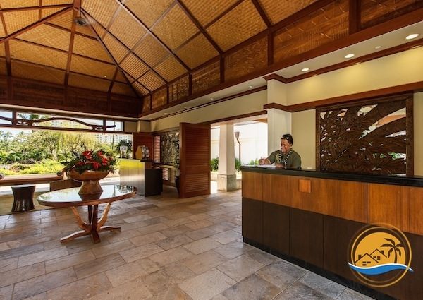 Ko Olina Beach Villas Lobby